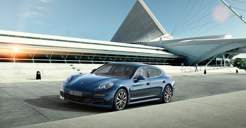 2014 Porsche Panamera High Resolution Exterior - image 500695