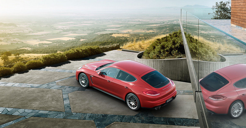 2014 Porsche Panamera High Resolution Exterior - image 500696