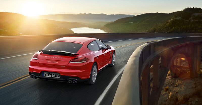 2014 Porsche Panamera High Resolution Exterior - image 500697