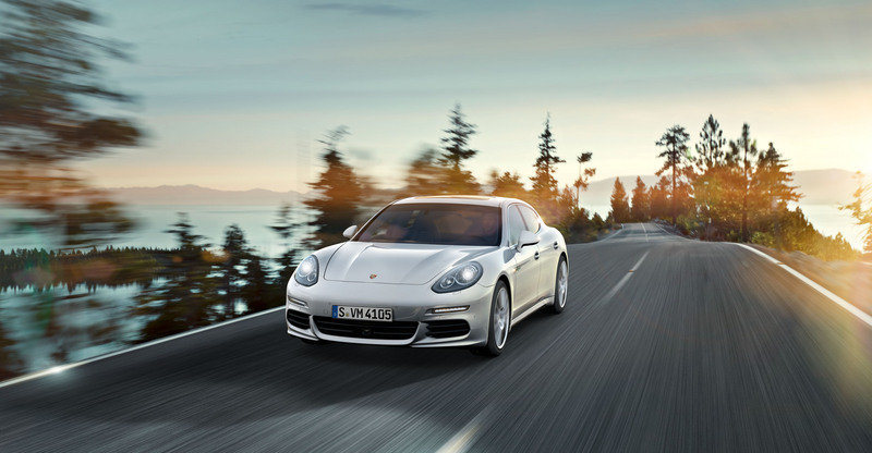 2014 Porsche Panamera High Resolution Exterior - image 500700
