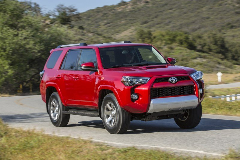 2014 Toyota 4Runner High Resolution Exterior - image 503882