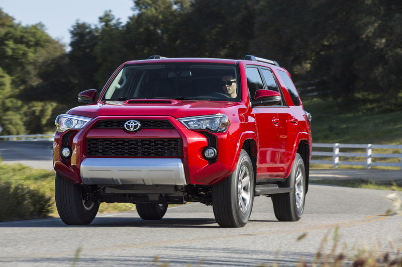 2014 Toyota 4Runner High Resolution Exterior - image 503883