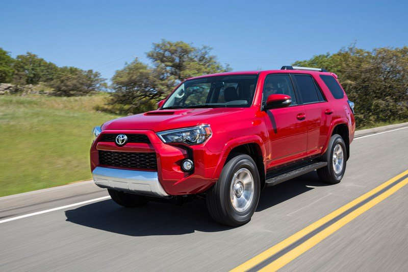 2014 Toyota 4Runner High Resolution Exterior - image 503877