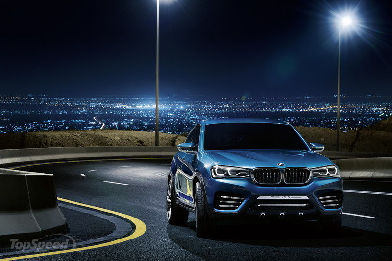 2015 BMW X4 Concept High Resolution Exterior Wallpaper quality - image 502533