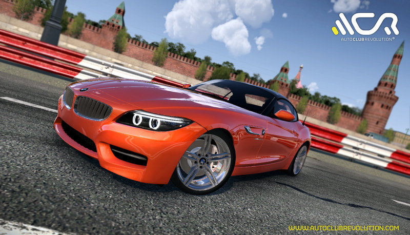 Auto Club Revolution Puts Your Digital Butt in the New BMW Z4 sDrive35is First
