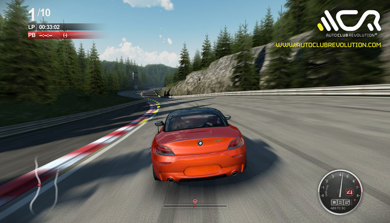 Auto Club Revolution Puts Your Digital Butt in the New BMW Z4 sDrive35is First Screenshots / Gameplay - image 501904