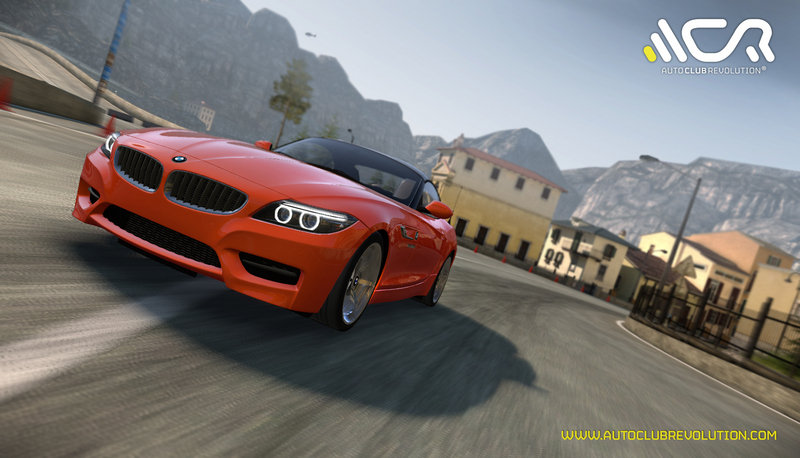 Auto Club Revolution Puts Your Digital Butt in the New BMW Z4 sDrive35is First Screenshots / Gameplay - image 501901