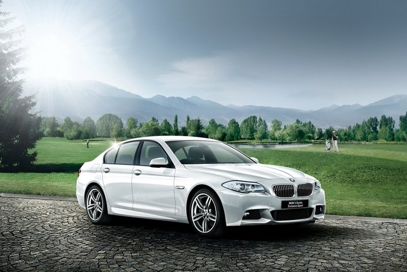 2013 BMW 5-Series Exclusive Sport Edition