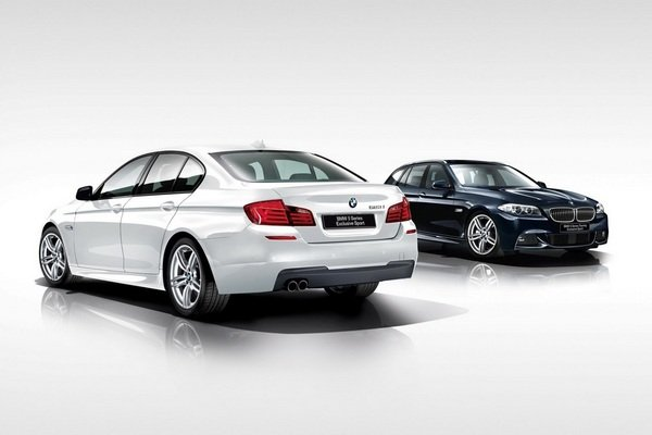 2013 Bmw 5 Series Exclusive Sport Edition Car Review Top Speed