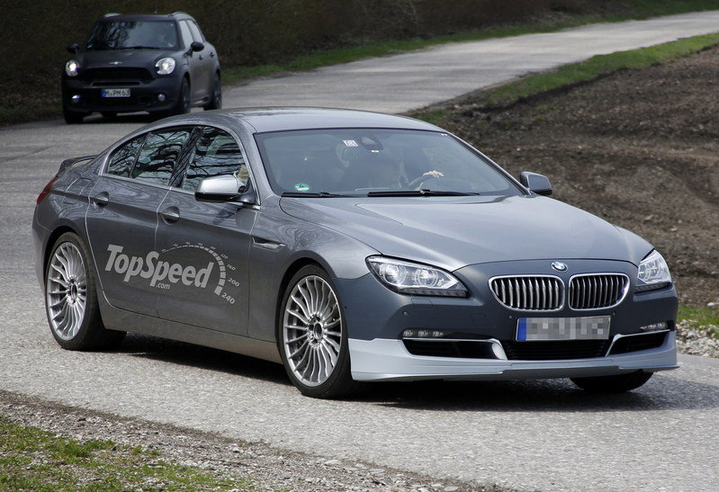 2014 BMW 6 Series GranCoupe by Alpina
