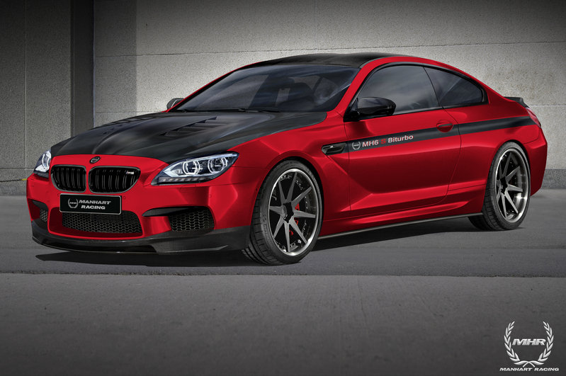 2013 BMW MH6 S Biturbo by Manhart Racing