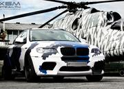 BMW X6M Stealth by Inside Performance