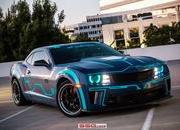 "2013 Chevrolet ""Tron"" Camaro by SS Customs - image 500613"