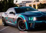 "2013 Chevrolet ""Tron"" Camaro by SS Customs - image 500617"