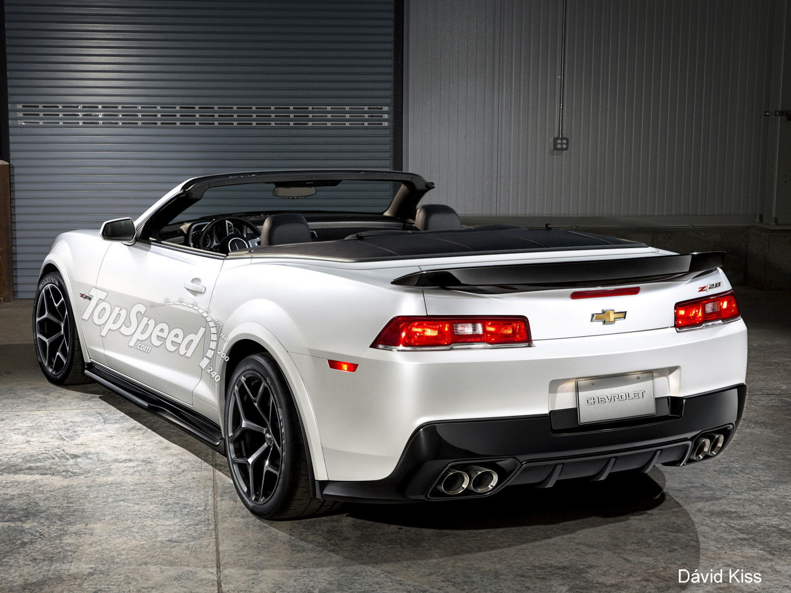 2015 Chevrolet Camaro Z 28 Convertible Top Speed