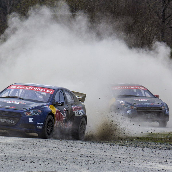 2013 Dodge Dart Rallycross Car | car review @ Top Speed