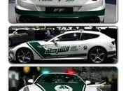 Dubai Police also Adds a Ferrari FF to its Fleet - image 502337