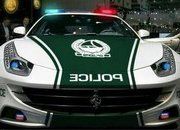 Dubai Police also Adds a Ferrari FF to its Fleet - image 502336