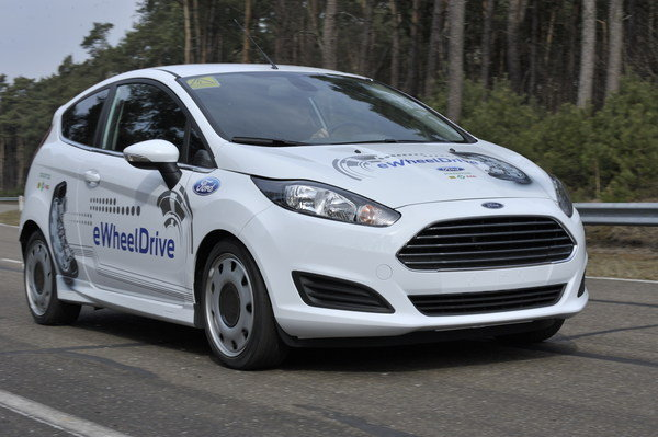 ford fiesta ewheeldrive picture
