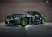 2014 Ford Mustang RTR Monster Energy Nitto Tire by Vaughn Gittin - image 500924