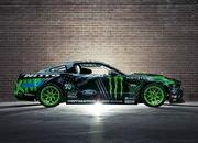 2014 Ford Mustang RTR Monster Energy Nitto Tire by Vaughn Gittin - image 500925