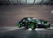 2014 Ford Mustang RTR Monster Energy Nitto Tire by Vaughn Gittin - image 500931