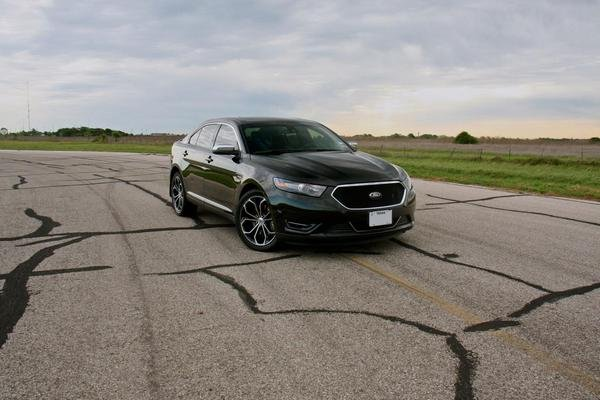 ford taurus sho by hennessey picture