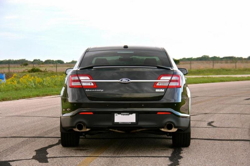 2013 Ford Taurus SHO by Hennessey