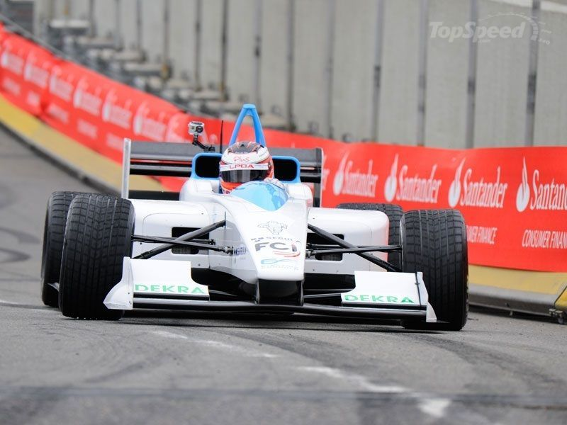 Formula E Kicks Off in Los Angeles in 2014 Exterior - image 503243