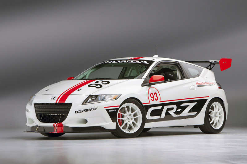 2013 Honda HPD CR-Z Pikes Peak High Resolution Exterior - image 503713