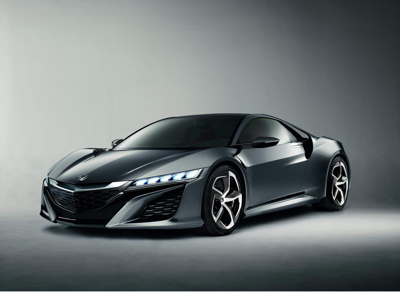 Honda Starts Taking Pre-Orders for the NSX