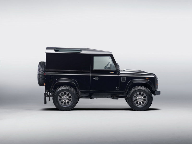 2013 Land Rover Defender LXV Special Edition High Resolution Exterior - image 503958