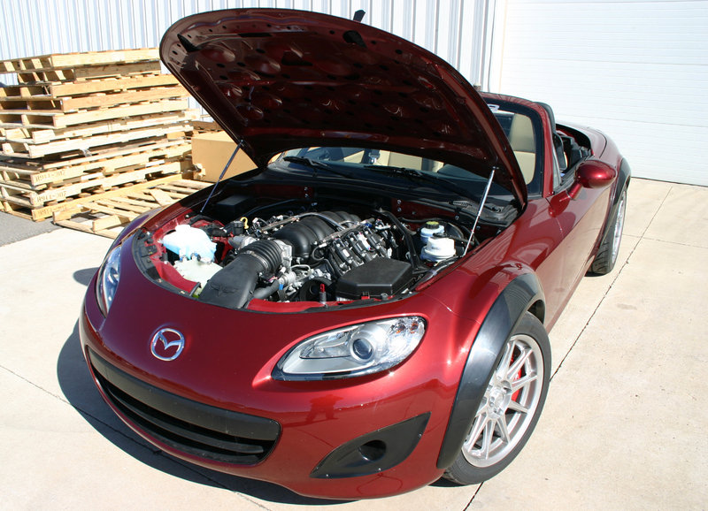 1990 - 2009 Mazda MX-5 Habu by Flyin' Miata