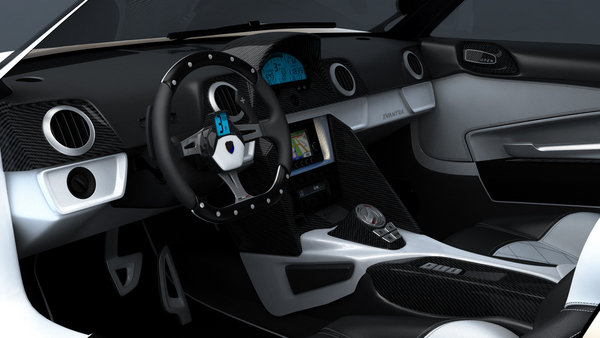 2013 Mazzanti Evantra V8 Car Review Top Speed