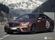 Mercedes E-Class Coupe By Prior Design
