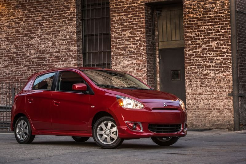 2014 Mitsubishi Mirage High Resolution Exterior Wallpaper quality - image 501475