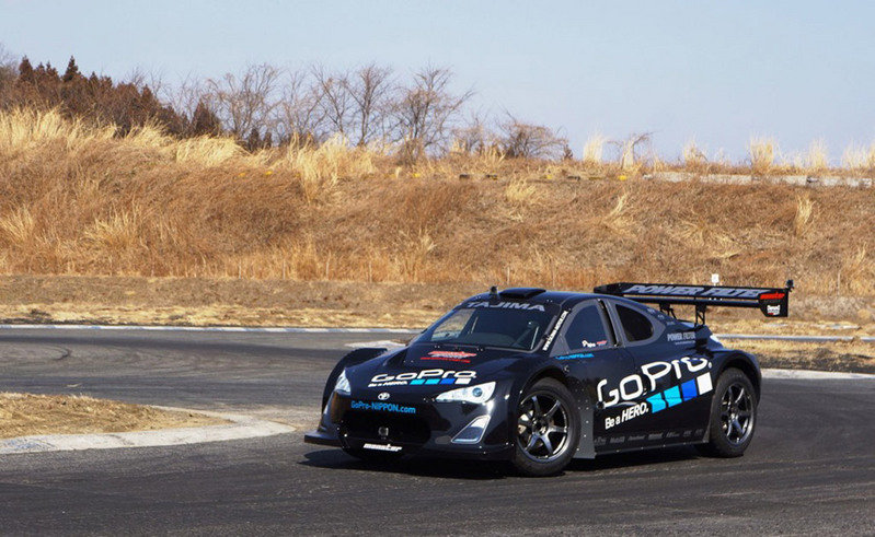 2013 Monster Sport Super 86 Pikes Peak Race Car