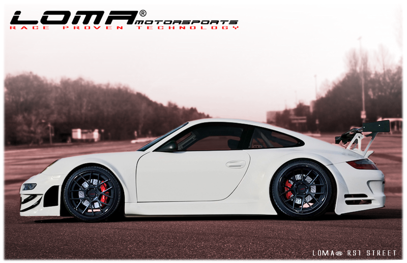 2005 - 2011 Porsche 911 RS1 Street by LOMA