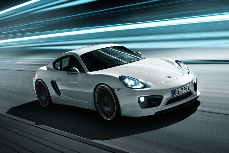 2014 Porsche Cayman by TechArt