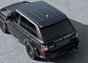 2013 Range Rover Santoniri Black RS 600 Kahn Cosworth by Kahn Design - image 503578