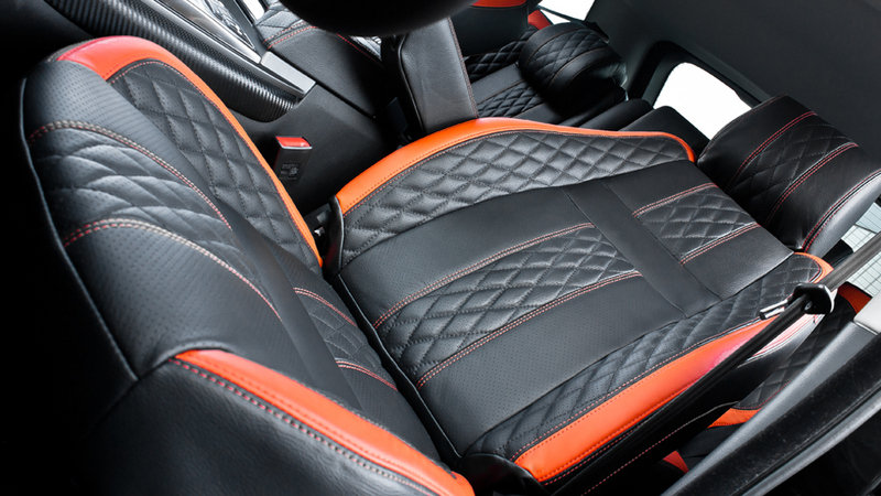 2013 Range Rover Santoniri Black RS 600 Kahn Cosworth by Kahn Design Interior - image 503581