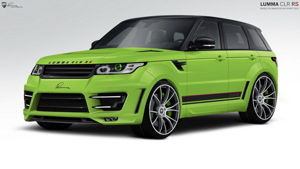 range rover sport by lumma design picture