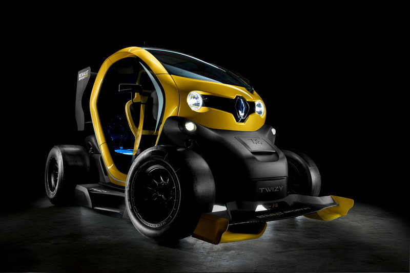 2013 Renault Twizy F1 Concept