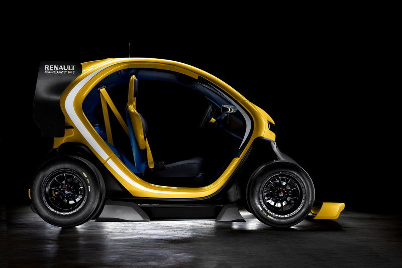 2013 Renault Twizy F1 Concept High Resolution Exterior - image 503533