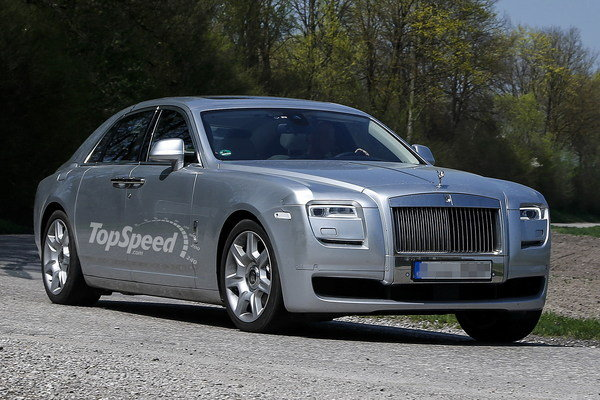 rolls royce ghost picture