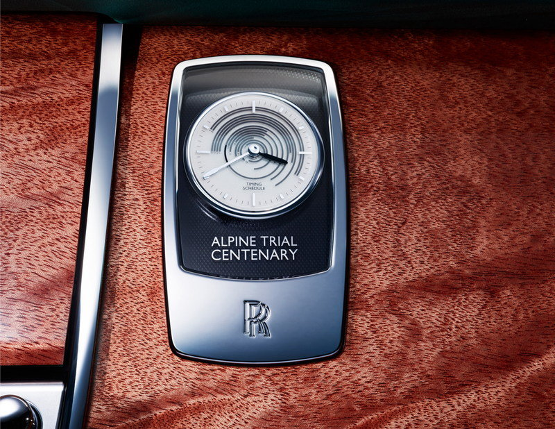 2013 Rolls Royce Ghost Alpine Trial Centenary Edition Interior - image 502618