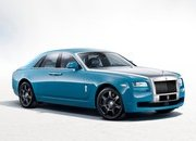 Rolls Royce Ghost Alpine Trial Centenary Edition