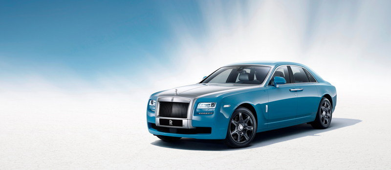2013 Rolls Royce Ghost Alpine Trial Centenary Edition High Resolution Exterior - image 502617