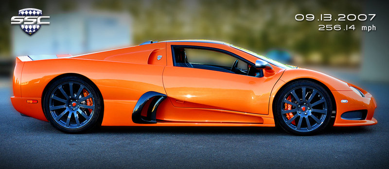 SSC Ultimate Aero becomes fastest production car in the world, again