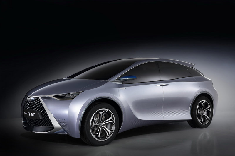 2013 Toyota FT-HT Yuejia Concept